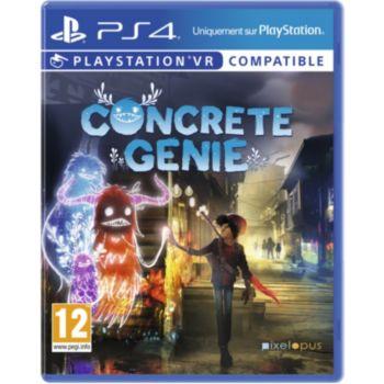Sony Jeu VR Concrete Genie