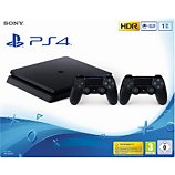 Console PS4 Sony  1To + 2eme Manette