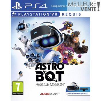 Sony Jeu VR Astro Bot Rescue Mission