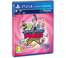 Jeu PS4 Sony Knowledge is Power : Generations