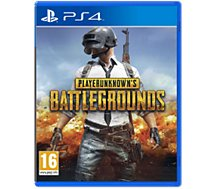 Jeu PS4 Sony  PlayerUnknown's Battlegrounds