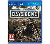 Jeu PS4 Sony Days Gone