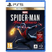 Jeu PS5 Sony Marvel's Spider Man Miles Mo. Ult. Ed