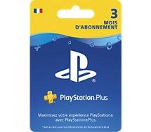 Accessoire Sony Carte PS+ Abonnement 3mois
