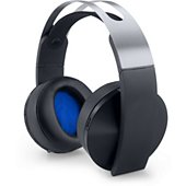Casque gamer Sony Casque sans fil Platinum