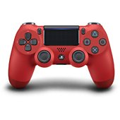 Manette Sony Manette PS4 Dual Shock Rouge V2