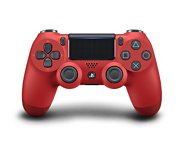 Sony Manette PS4 Dual Shock Rouge V2