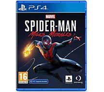 Jeu PS4 Sony  Marvel's Spider-Man Miles Morales