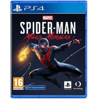 Sony Marvel's Spider-Man Miles Morales
