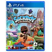 Jeu PS4 Sony Sackboy A Big Adventure