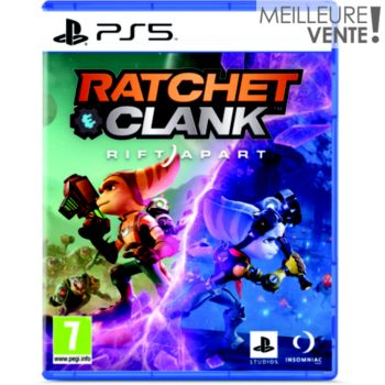 Sony Ratchet & Clank rift Apart