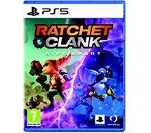 Jeu PS5 Sony  Ratchet & Clank rift Apart