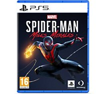 Jeu PS5 Sony  Marvel's Spider Man Miles morales