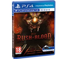 Jeu PS4 Sony Rush of Blood (VR)