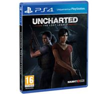 Jeu PS4 Sony Uncharted : The Lost Legacy