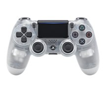 Manette Sony  Manette PS4 Dual Shock Crystal V2