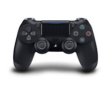 Manette Sony  Manette PS4 Dual Shock Noire V2