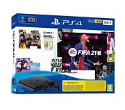 Sony PS4 500 Go+FIFA 21+Vch FUT+Vch PS+ 14 jr
