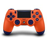 Manette Sony  Manette PS4 Dual Shock Sunset Orange