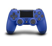 Manette Sony Manette PS4 Dual Shock Bleue V2