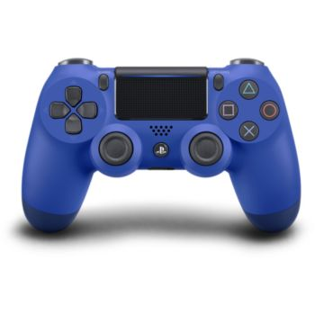 Sony Manette PS4 Dual Shock Bleue V2