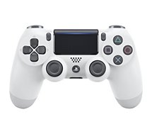 Manette Sony  PS4 Dual Shock Blanche V2
