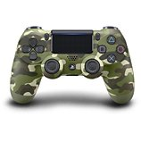 Manette Sony  PS4 Dual Shock Green Camo V2