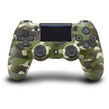 Sony Manette PS4 Dual Shock Green Camo V2
