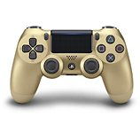 Manette Sony  Manette PS4 Dual Shock Gold V2