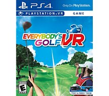 Jeu PS4 Sony  Everybody's Golf VR