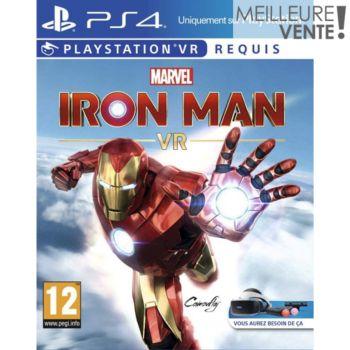 Sony Jeu VR Marvel's Iron Man