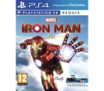 Jeu PS4 Sony  Jeu VR Marvel's Iron Man