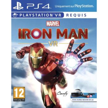 Sony Jeu VR Marvel's Iron Man