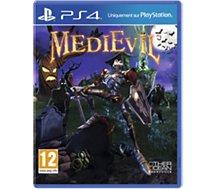 Jeu PS4 Sony  MediEvil