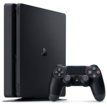 Sony PS4 1To Noire Reconditionnée
