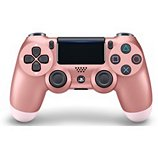 Manette Sony  Manette PS4 Dual Shock Rose Gold