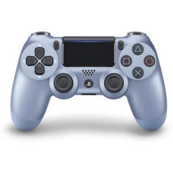 Sony Manette PS4 Dual Shock Titanium Blue