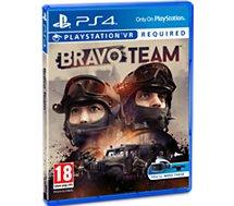 Jeu PS4 Sony Jeu VR Bravo Team + Qui es-tu ?