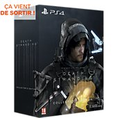 Jeu PS4 Sony Death Stranding Edition Collector