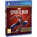 Jeu PS4 Sony  Marvel's Spider-Man GOTY