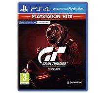 Jeu PS4 Sony  Gran Turismo Sport HITS