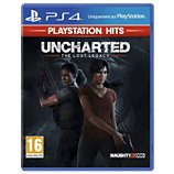 Jeu PS4 Uncharted The Lost Legacy HITS