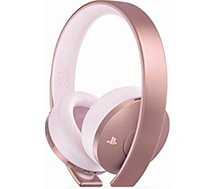 Casque gamer Sony  Casque Sans Fil Gold Rose