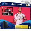 Console PS4 Sony Pro 1 To Noire Fifa 20 +Abo PS+ 14 jours