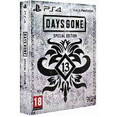 Jeu PS4 Sony Days Gone Edition Spéciale