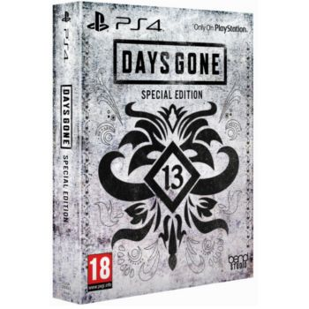 Sony Days Gone Edition Spéciale