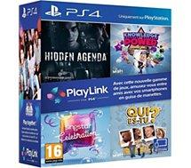 Jeu PS4 Sony Pack PlayLink 4 jeux