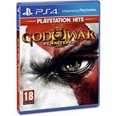 Jeu PS4 Sony God of War 3 Remastered HITS