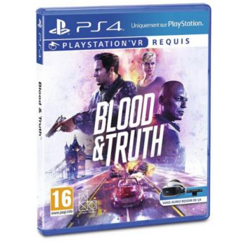 Sony Blood and Truth VR