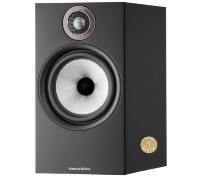 Enceinte bibliothèque Bowers And Wilkins 606 S2 Black